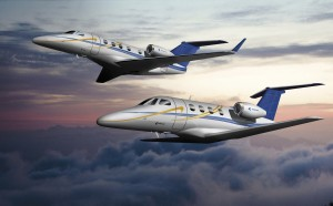 To expand its product portfolio, Embraer is complementing the Legacy offering with jets for the very light and light categories.