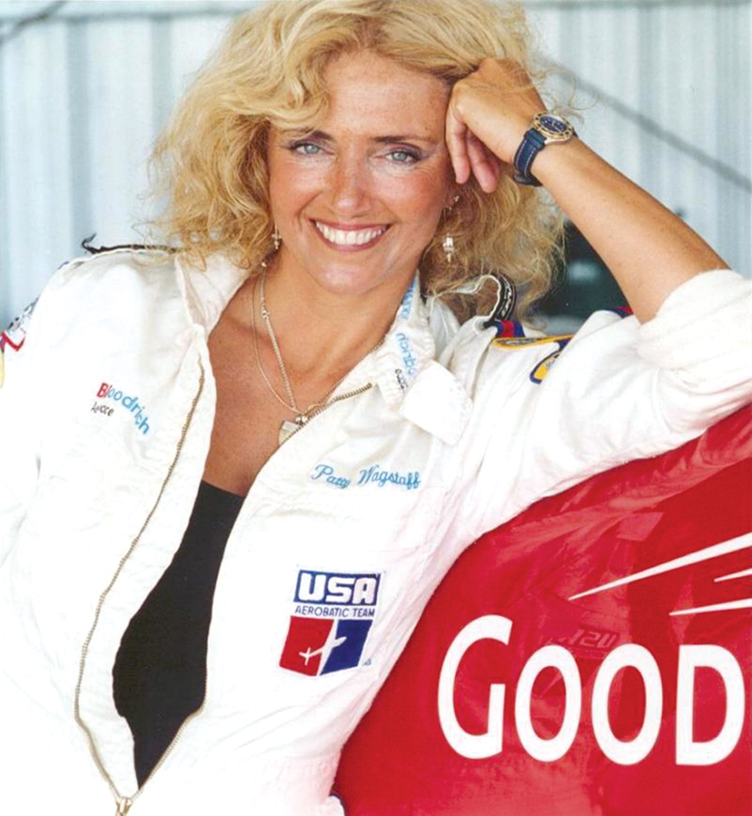 #2 The Aerobat: Patty Wagstaff