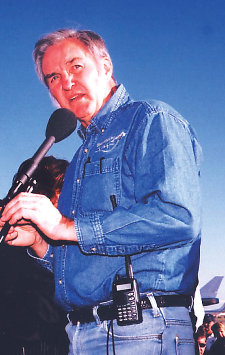 The Designer: Burt Rutan