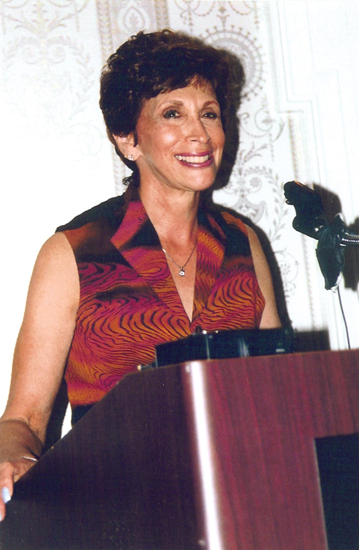 #11 The Administrator: Arlene Feldman