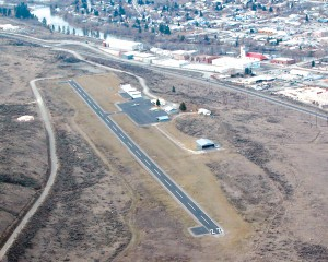 A group of local volunteers has taken over the reclamation and operation of Okanogan Legion Airport, saving the airfield from being abandoned and creating economic development opportunities for the community.
