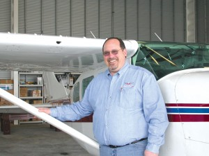 Dale Terwedo discovered both flying and Angel Flight West while in his forties. He's flown 16 mercy flights to help people get needed medical attention.