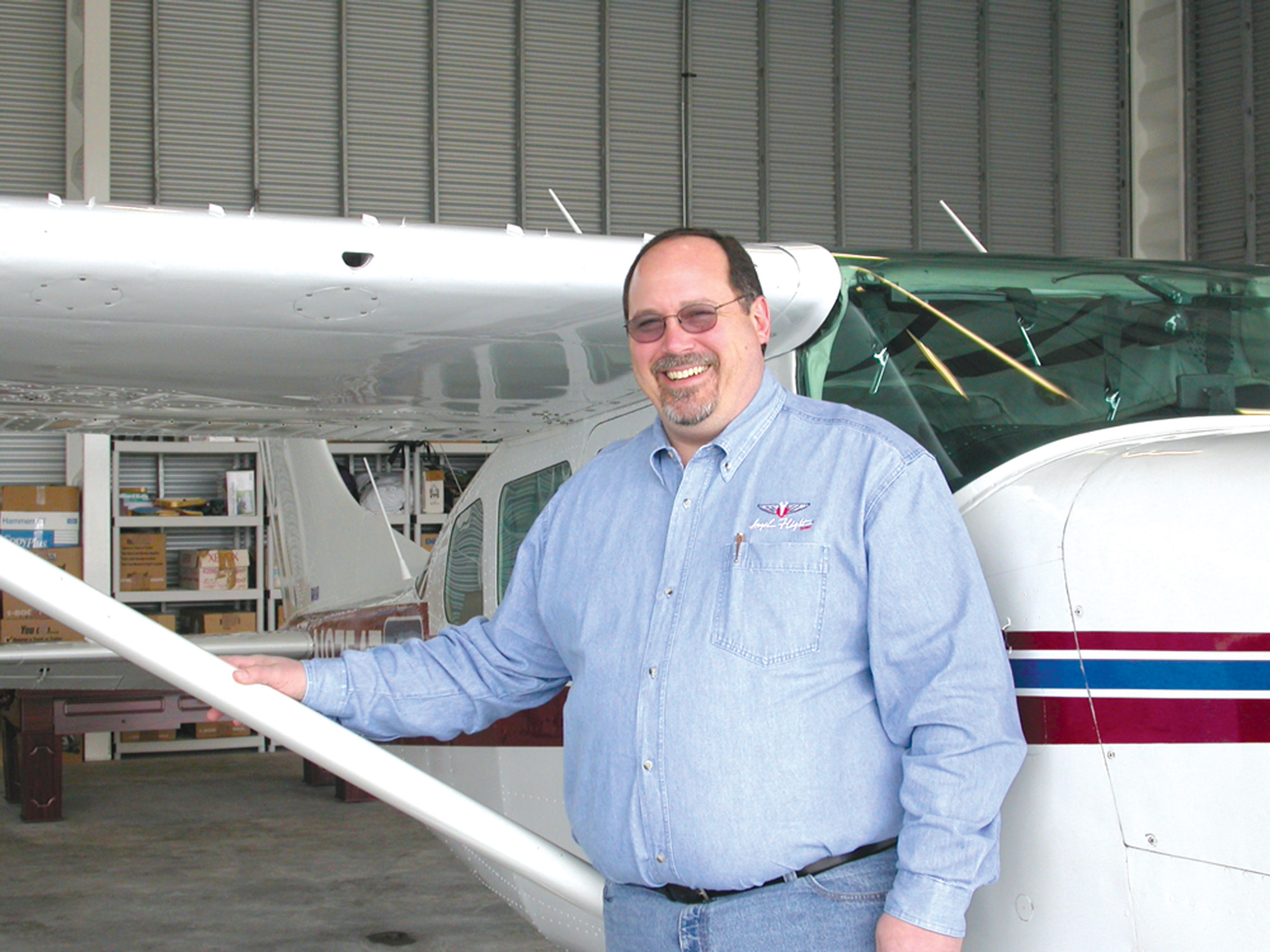 Dale Terwedo: Helping People with Angel Flights
