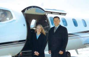 Amy Lichtenberg, a former Gulfstream manager, and Shawn Scott, a veteran flight instructor, branched off their own training division to focus on international procedures.