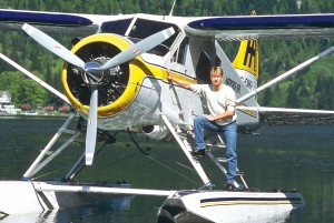 A floatplane trip in 2002 was Olympic gold medalist Alexei Yagudin's baptism into the world of general aviation.