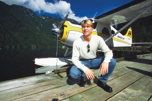Alexei Yagudin is intent on buying a Cirrus SR22 GTS, but says that later he might also have to get a floatplane, because there's something about flying over water that he really loves.