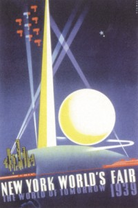 Walter Teague was cheirman of the board of design for the 1939 New York World's Fair.
