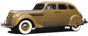 The 1934 Chrysler Airflow