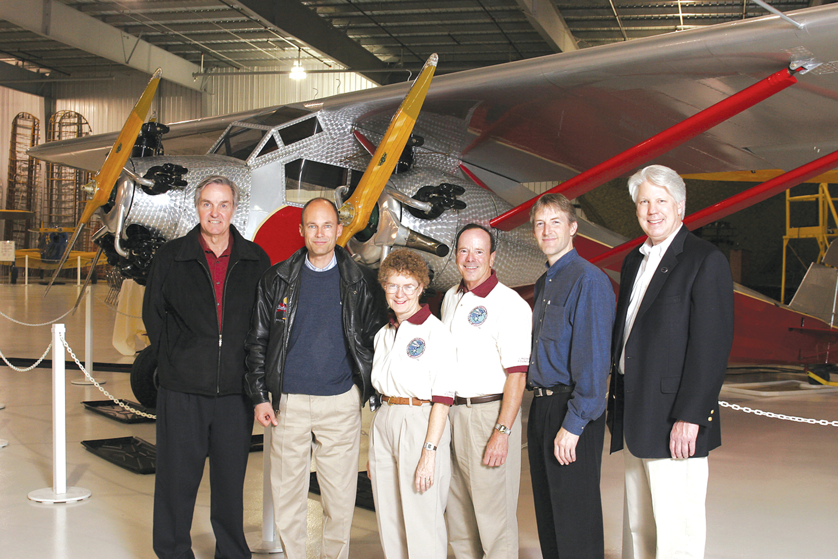 "Aviation Legends Inspire at ""Legends of the Sky"" Event"
