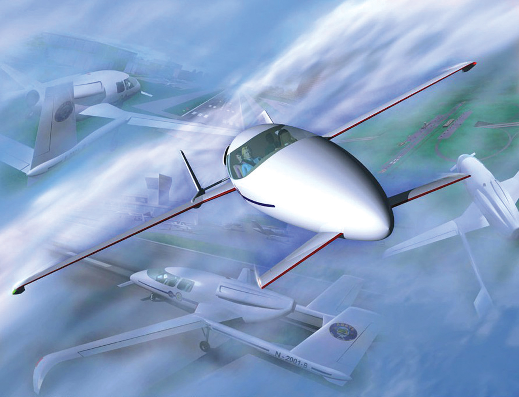 Small Aircraft Transportation System 2005 A Transformation of Air Travel