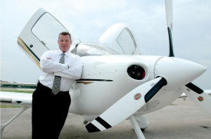 Jeff Cullen is planning to change the image of fractional ownership by putting customers into factory new Cirrus SR22-G2 aircraft.
