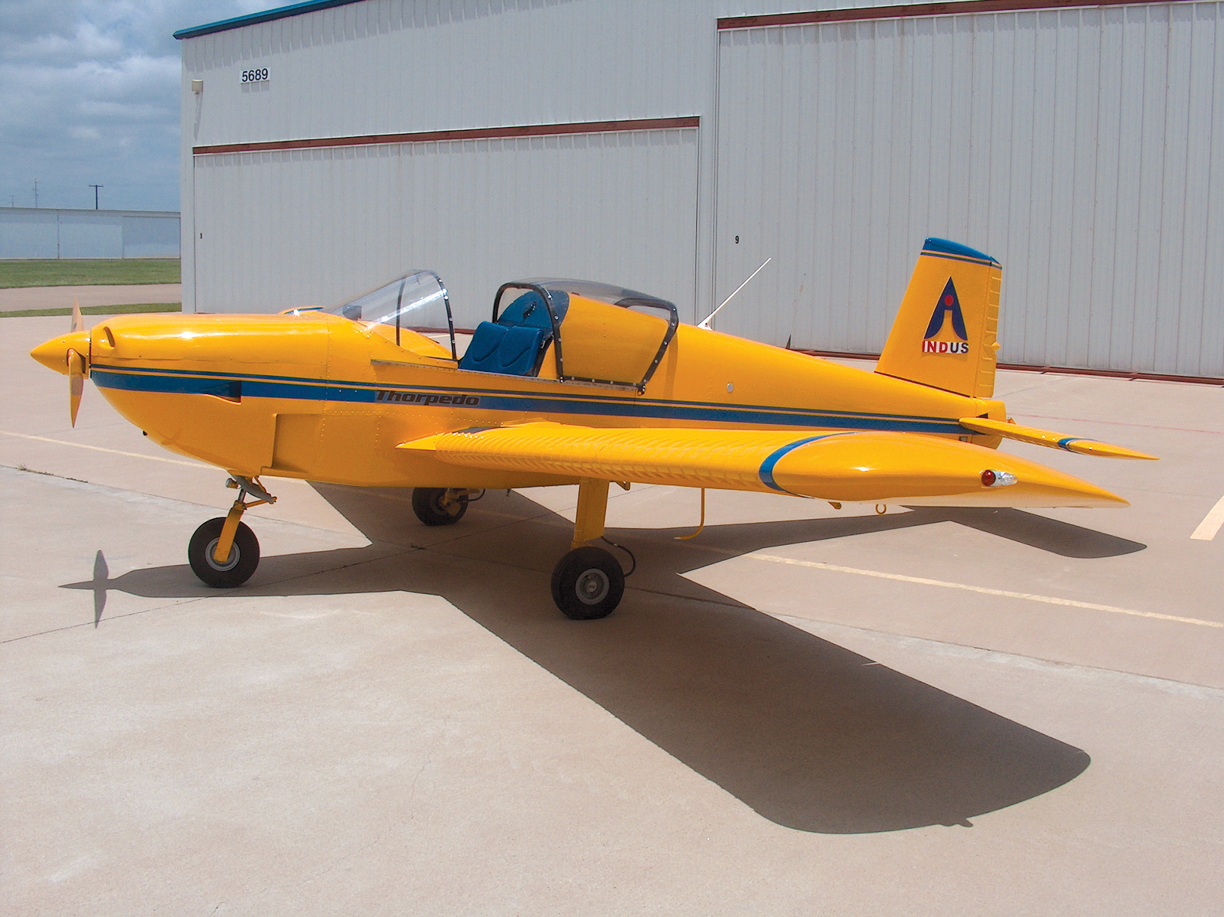 IndUS Aviation Becomes First U.S. Manufacturer to Certify Special Light Sport Aircraft