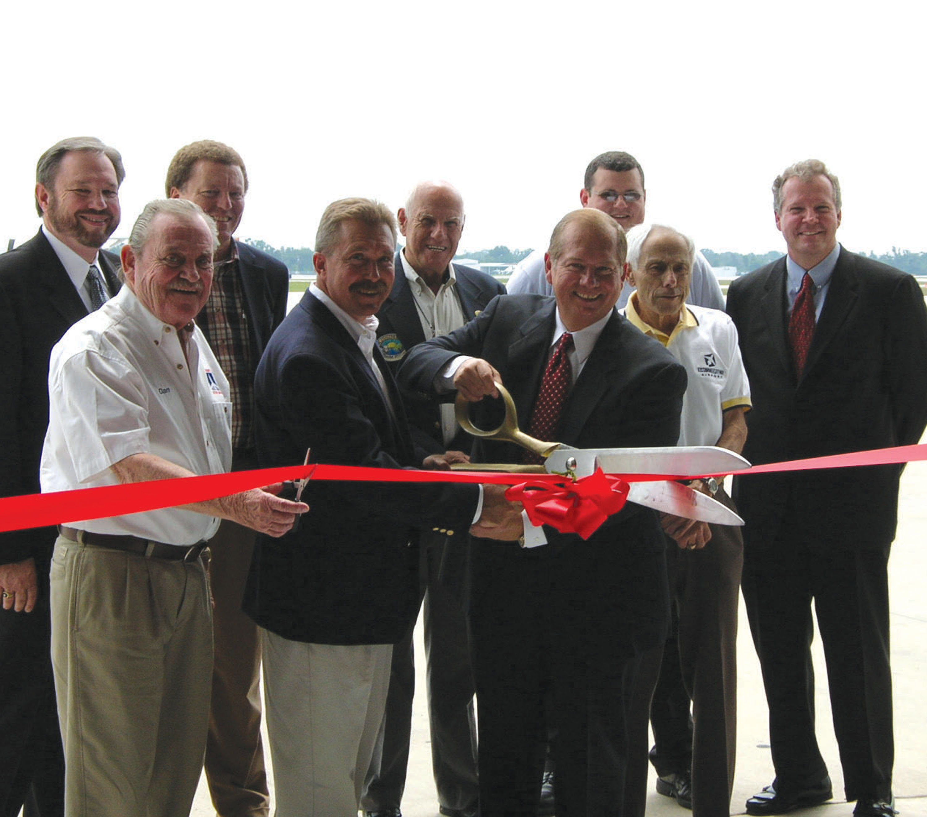 Ranger Jet Center Celebrates Future with Ribbon Cutting Ceremony