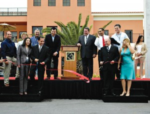 L to R, bottom: Roseline and Albert Sotero, Edward and Neisy Sotero. L to R. top: Manny Maraño,  Katy Sorenson, Miguel Cervera, Juan Carlos Zapata, Gus A. Barreiro, Joe A. Martinez, Bruno A. Barreiro.