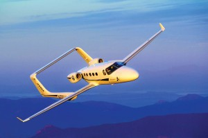 The Adam A700 has over 300 total hours in the air and is on the fast track to certification.