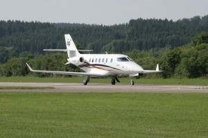 On July 12, the Grob SPn Utility Jet completed its low- and high-speed taxi tests near Lake Constance in Germany.