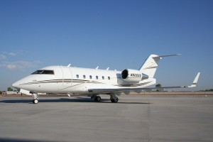 Southwest Jet Aviation has added a Bombardier Challenger business jet to its fleet of charter aircraft.
