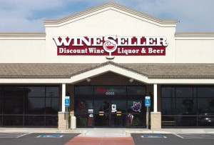 Located on the northeast corner of East Lincoln Ave. and South Quebec Street, Highlands Wineseller is a large discount liquor store that specializes in specialty and discount wines.