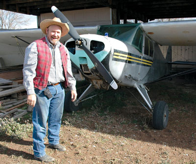 Cowboy Pilot