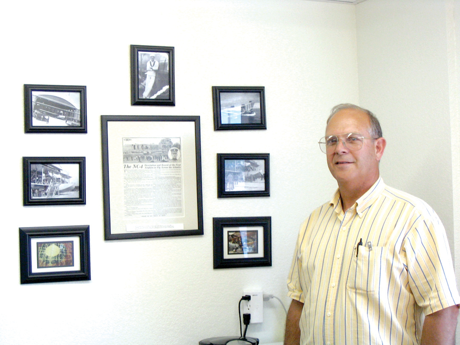 A-Cent Aviation Owners Boast a Proud Heritage