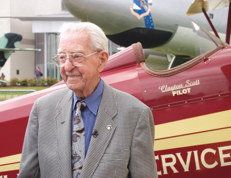 Northwest Pioneer Aviator Flies Twin-engine Aerostar to 100th Birthday Party