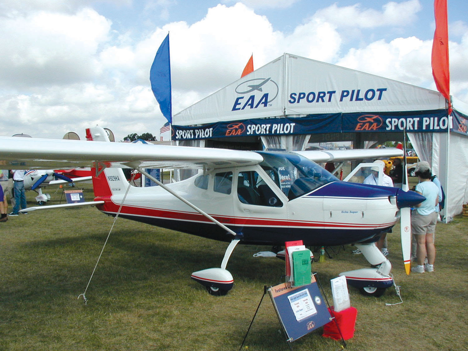 Light Sport Aircraft at Oshkosh