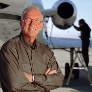 Duncan Aviation Chairman J. Robert Duncan has been instrumental in envisioning the company's transition from aircraft sales to service and support.