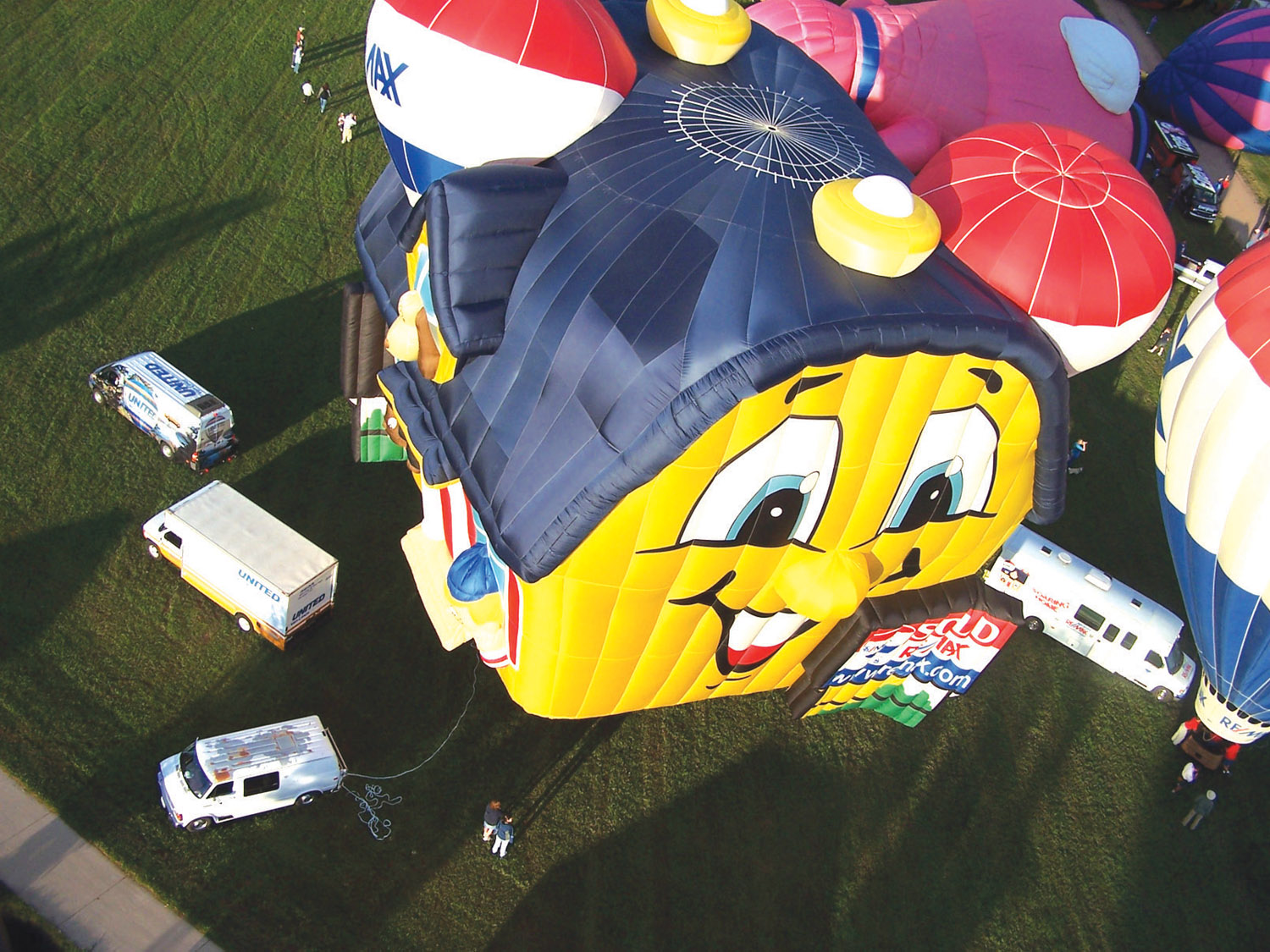 Balloon Festival Soars above Colorado