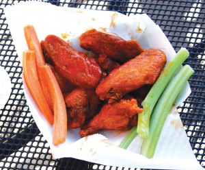 Wingin' It! offers 22 different homemade sauces, including Chernobyl, teriyaki, spicy mango and chipotle.