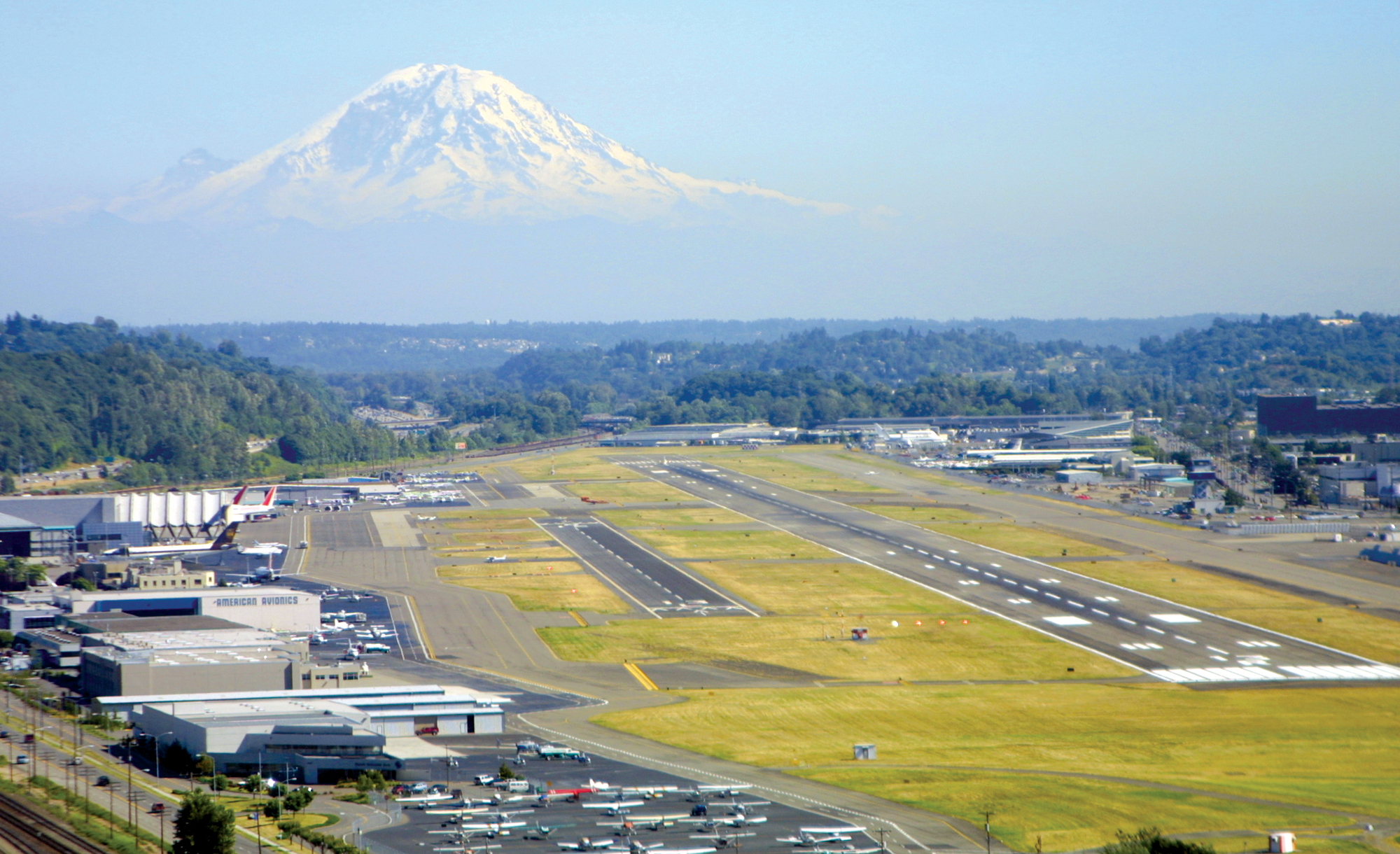 Southwest's Proposed Switch to Boeing Field Triggers Fears of More Airline Moves