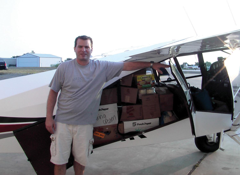 Renton Resident Contributes to Hurricane Katrina Relief Effort
