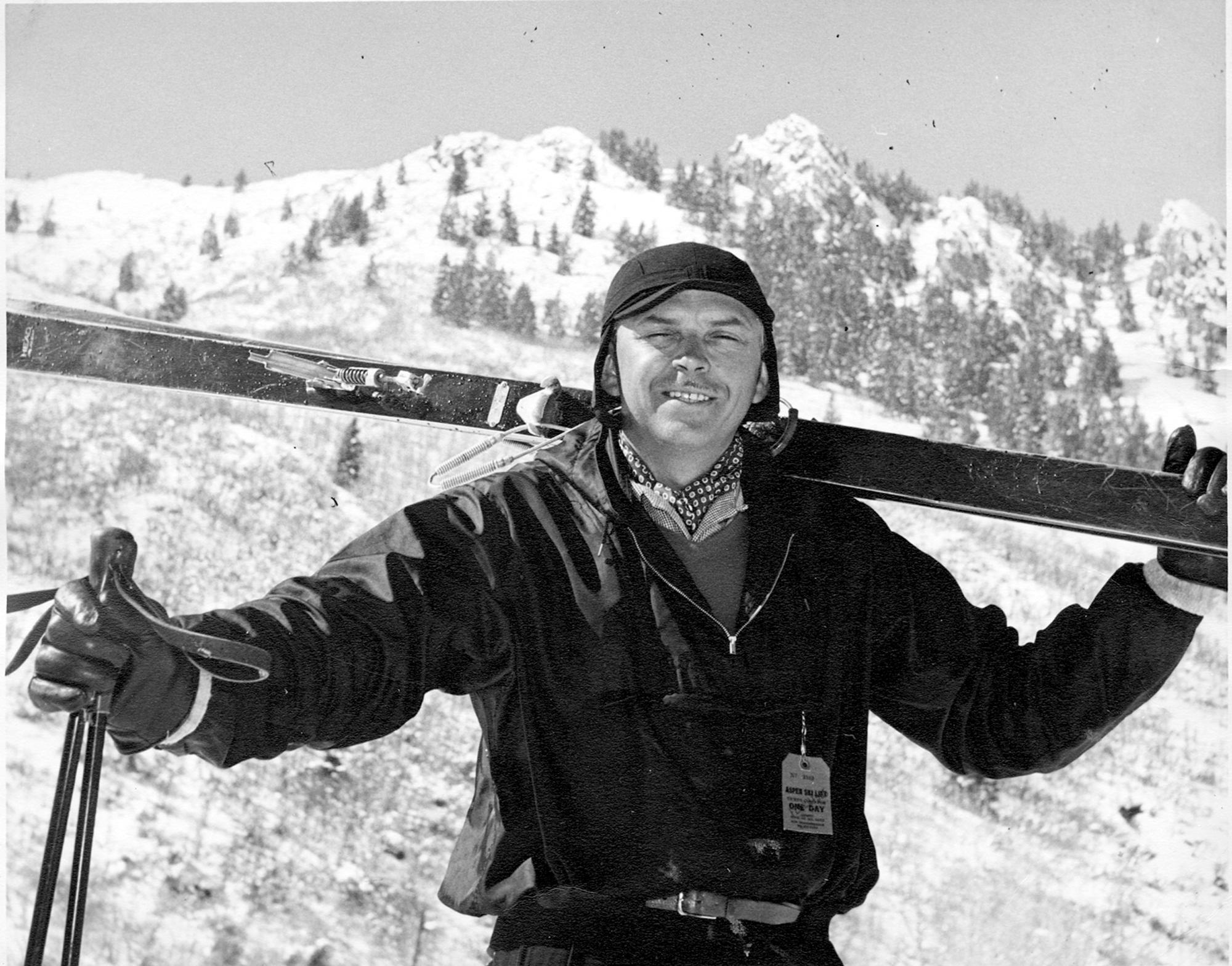 A Bad Skier's Revenge