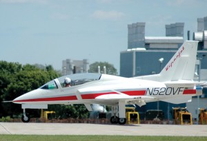 """Dan Hanchette said the Viperjet MkII """"outperforms almost every surplus military jet you can buy on the market today."""""""