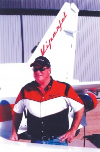 Scott Hanchette, president of Viper Aircraft Corporation, discovered his love for aviation when his father began taking him and his brother to an airport in Phoenix and an elderly pilot took him under his wing.