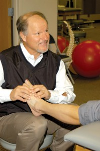 Dr. Michael Keirns has over 25 year's experience performing and teaching physical therapy.