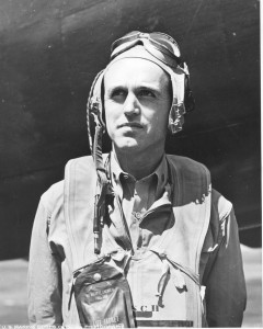 """Wally Thomson, John's younger brother, was a WWII Marine fighter pilot in the Solomon Islands. He took John's 25,000 words of notes and expanded them to over 80,000 words for """"My Trips on Flights Fantastic."""""""