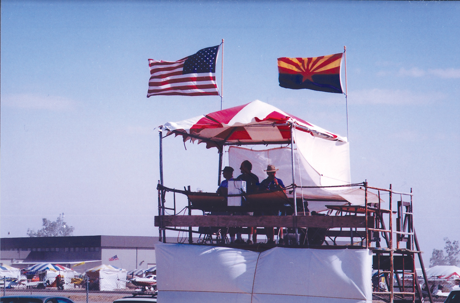 The 2005 Copperstate Fly-in Moves to Casa Grande