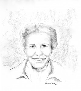 Award-winning journalist Jean Pearson served as a Women Airforce Service Pilot and retired from the Naval Reserves as a lieutenant commander in 1975.