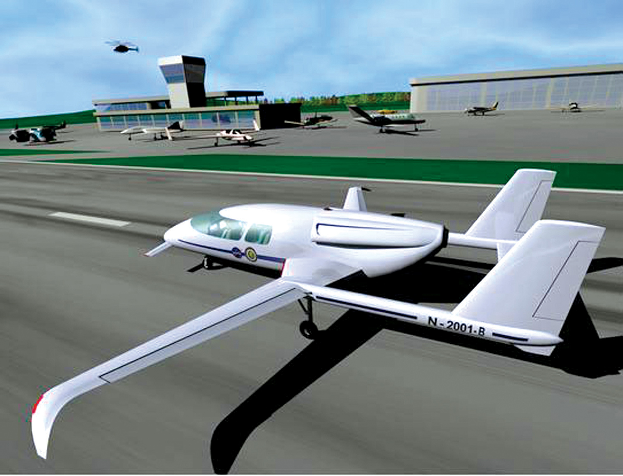 New Florida Organization to Carry on Small Aircraft Transportation System work