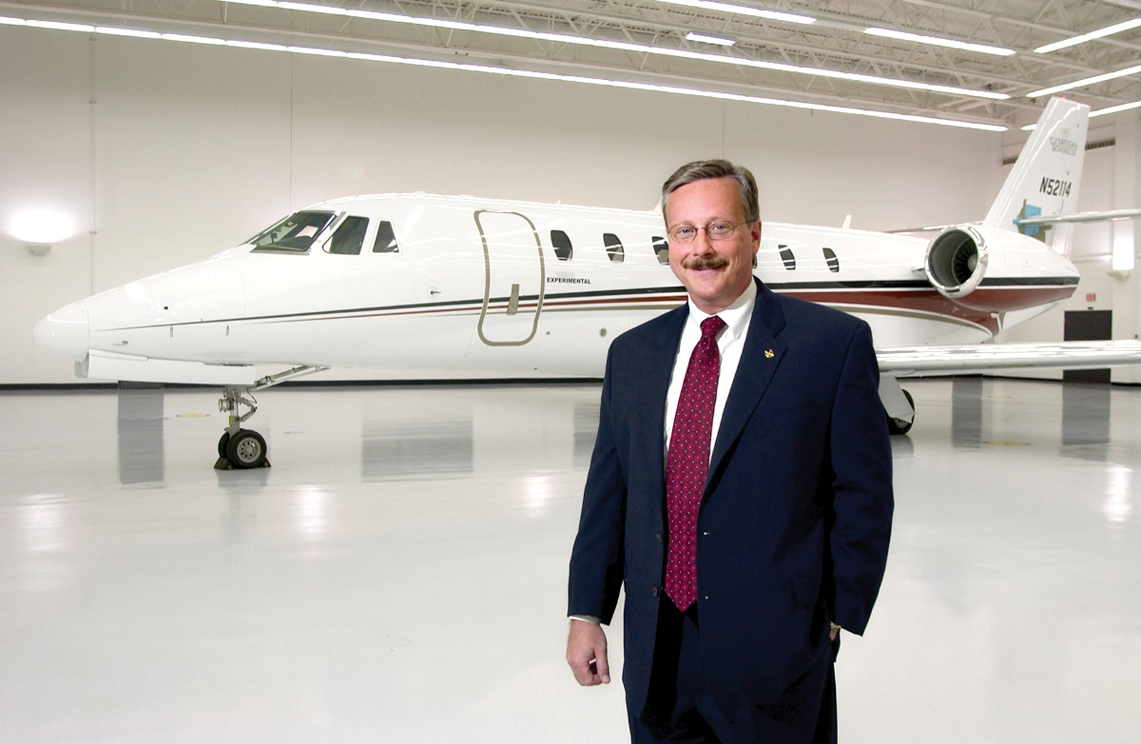 Jack Pelton: Revving Up Cessna's Bottom Line and Ready to Chair GAMA