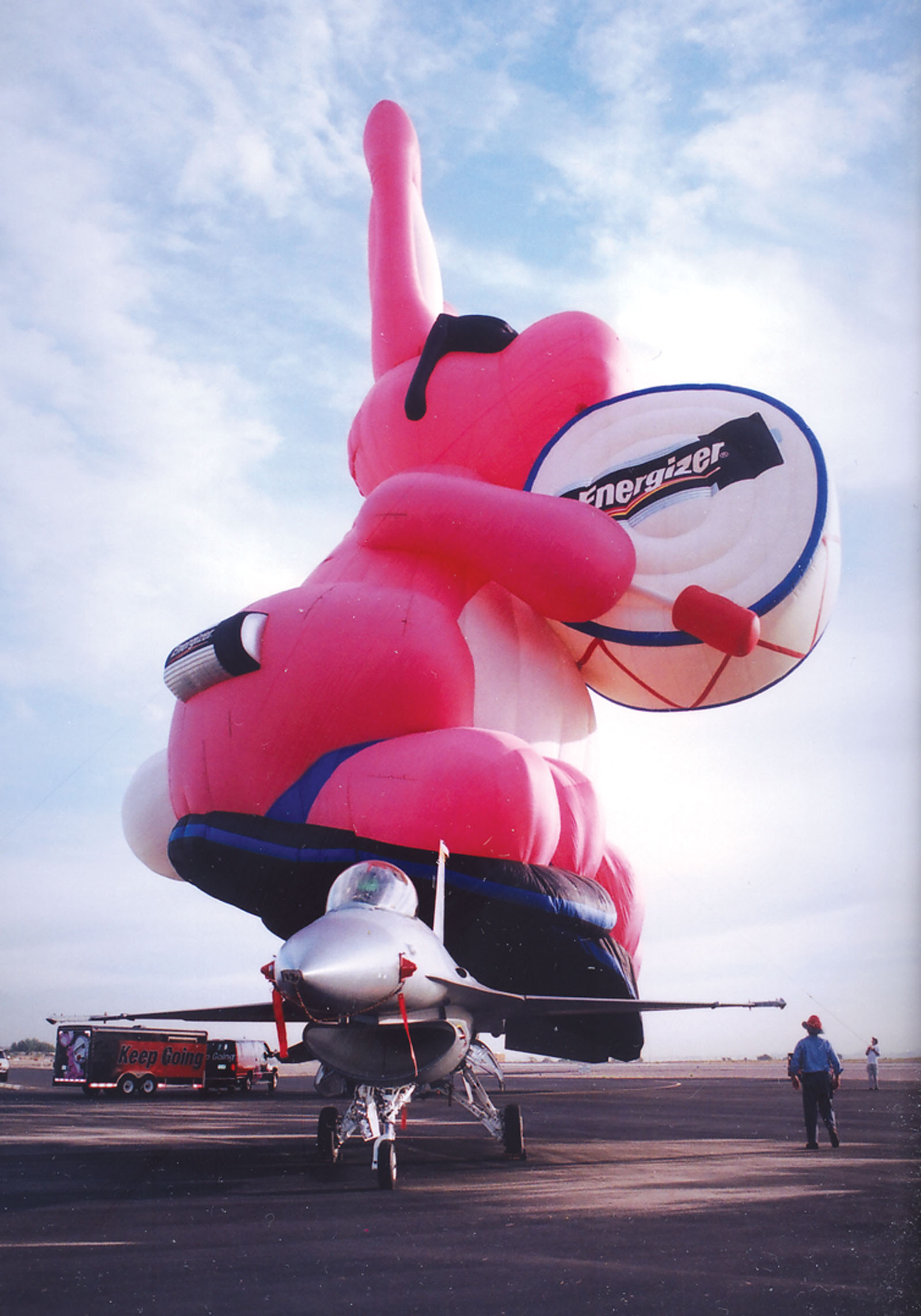 Thunderbird Balloon and Air Classic Ascends to New Heights Over Glendale