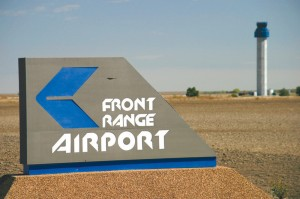 At nearly 200 feet, the air traffic control tower at Front Range Airport is the tallest in North America.