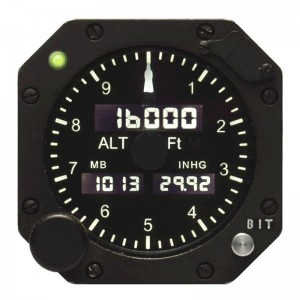Receiving FAA approval for its new digital altimeter has given Aerosonic access to a new market for digital cockpit devices.