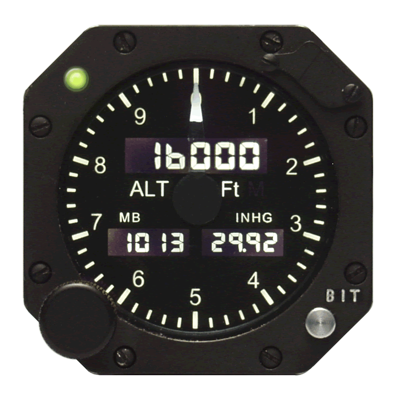 Aerosonic's New Digital Altimeter Takes Off