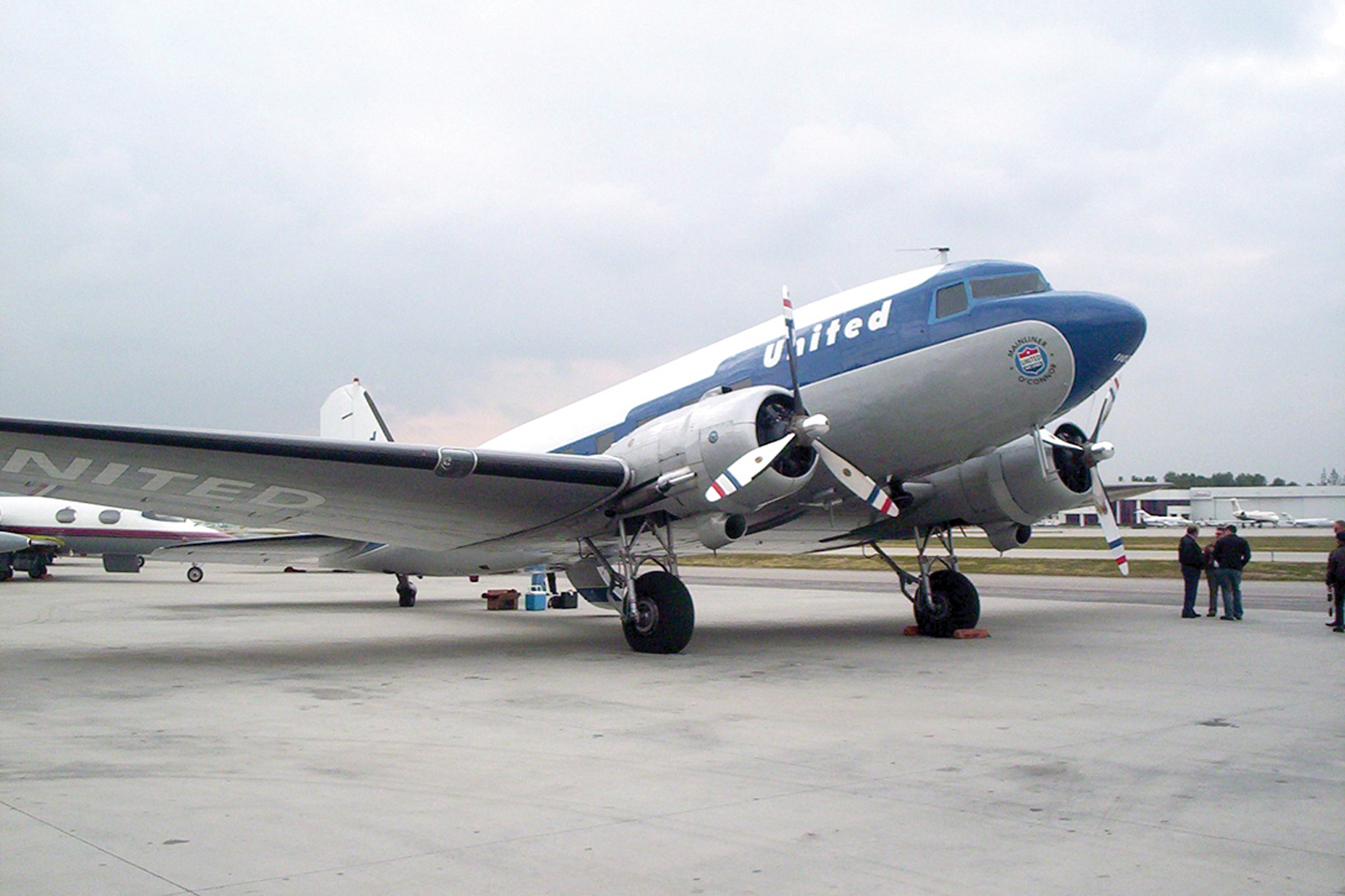 "Flight 70"" Commemorates the 70th Anniversary of the DC-3 and New Monument"