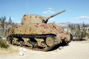 Although inferior to many of its opponents in armor and armament, the Sherman was the most produced tank of World War II, and as a result ranked among our most important victory weapons.