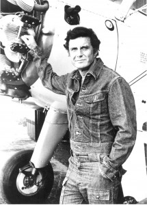 Oscar and Emmy award-winning actor Cliff Robertson has earned many prestigious awards for his energetic advocacy of general aviation.