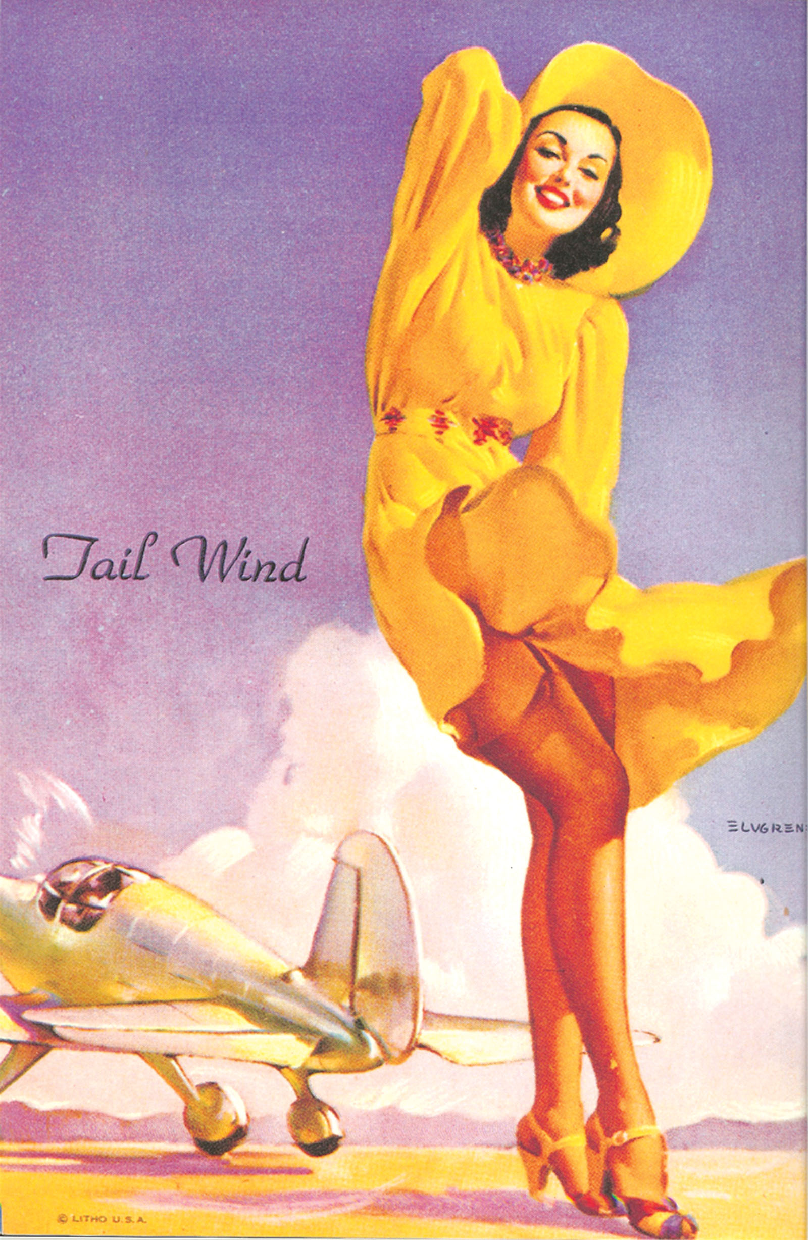 For the Boys: The Racy Pin-Ups of World War II