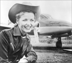"Gloria Winters is well known for her role as Penny in ""Sky King."""