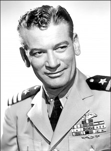 "Kenneth Tobey played Chuck Martin in ""Whirlybirds."""